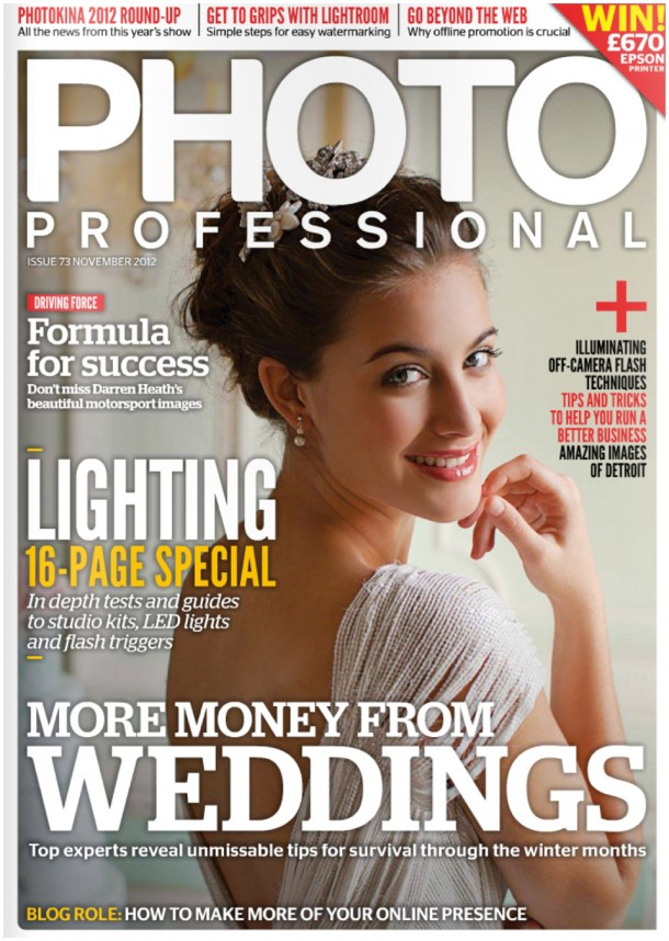 Professional Magazine Covers