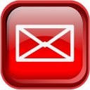 11 Email Icon Clip Art Red Images