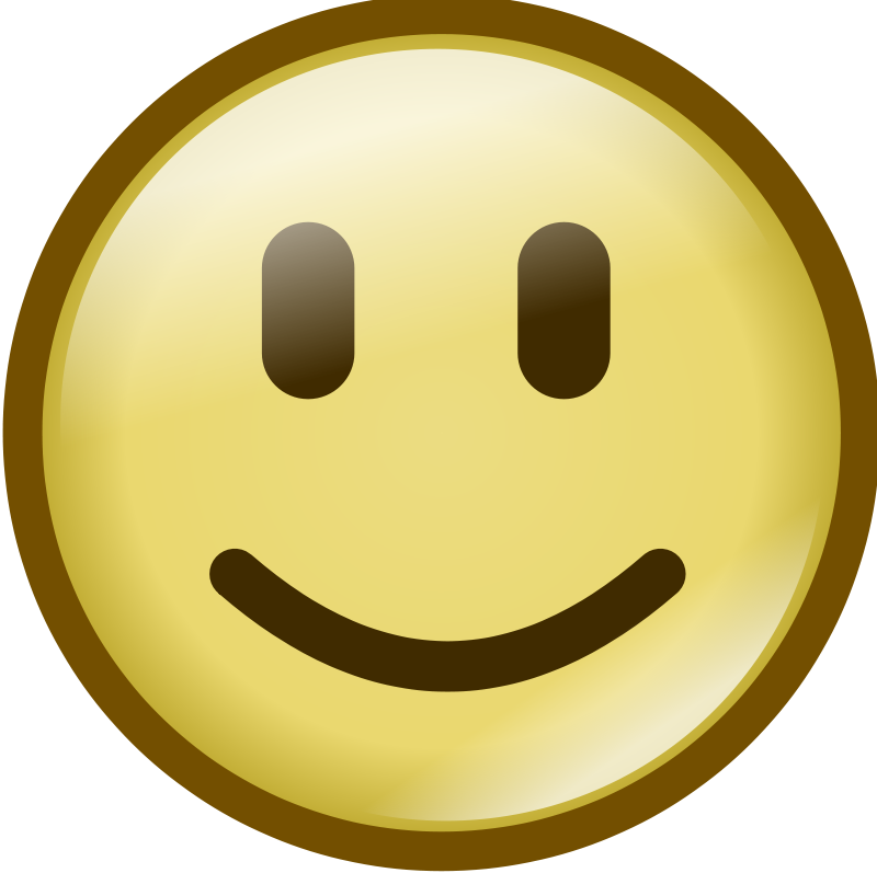 16 Small Smiley-Face Icons Images