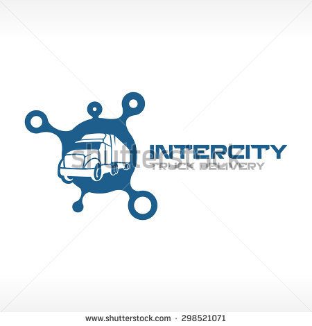Truck Delivery Companies Logos