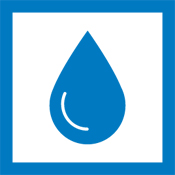 Water Infrastructure Icon