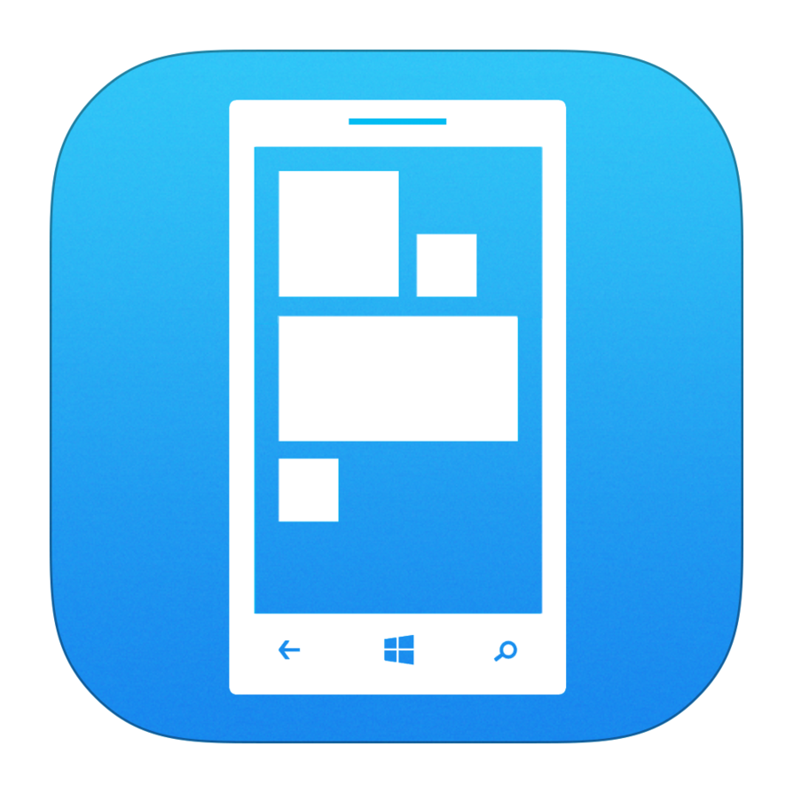 13 Windows Smartphone Icon Images