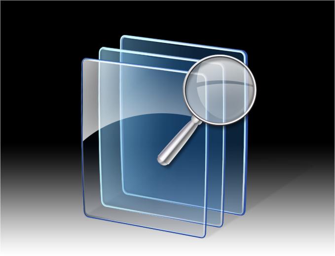 Windows Search Icon