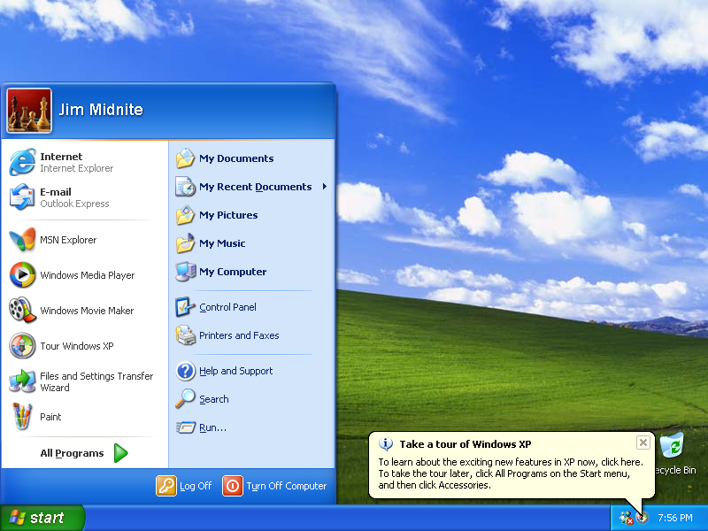 7 Windows XP Start Button Icon Images