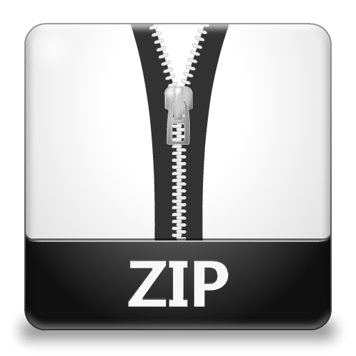 9 Download Zip File Icon Images