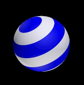 3D Ball Photoshop