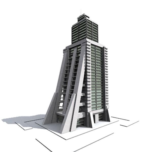 14 office building icon 3d images 3d building icon 3d for Construction 3d