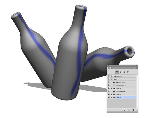 Adobe Photoshop CC 3D