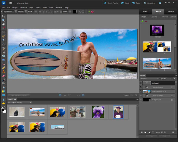 13 Adobe Photoshop Elements 10 Release Images