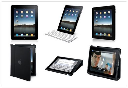Apple iPad Icons