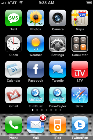 17 Apple IPhone Screen Icons Images