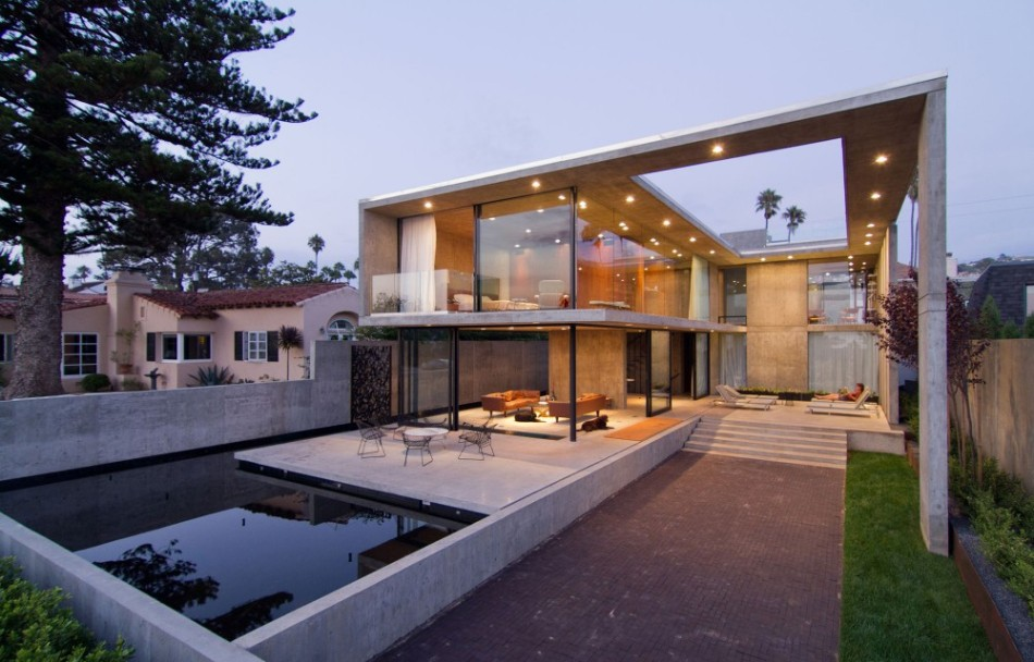 Architecture Residential Design Via Architecture