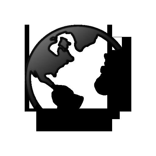 12 World Icon Flat Images - Flat World Map, Globe Icon ...