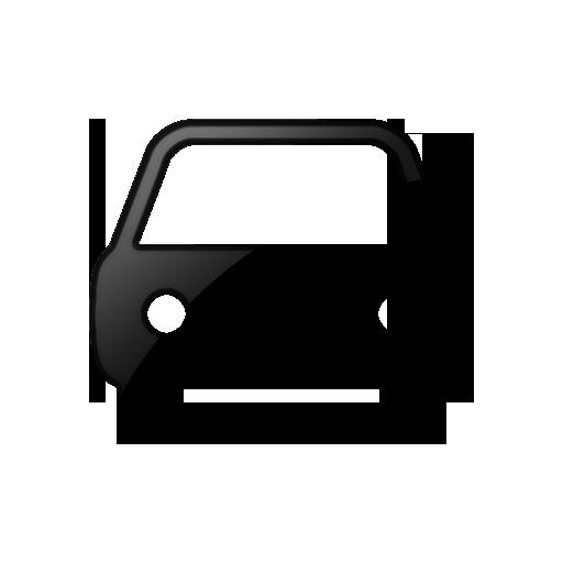 Black Car Icon