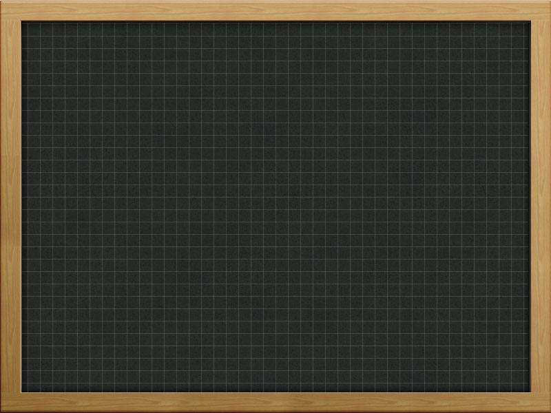 Blackboard Chalk Photoshop Template