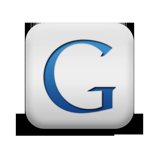 Blue Google G Logo