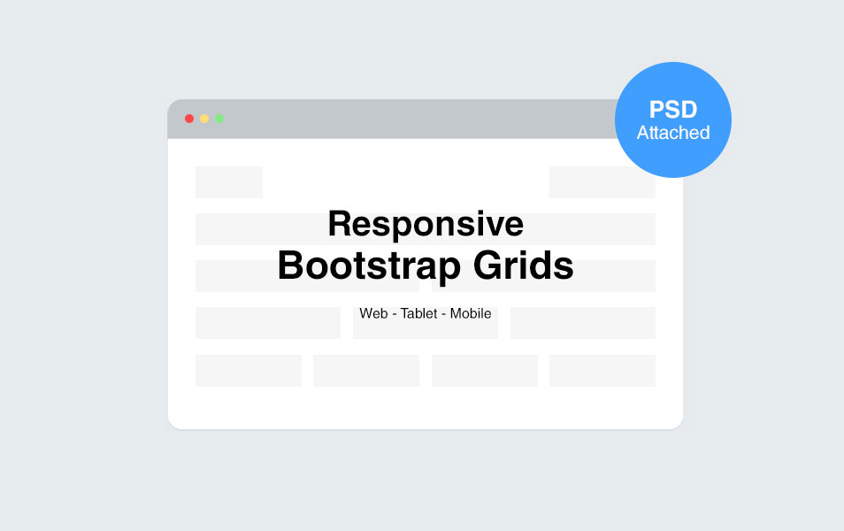 Bootstrap Grid Templates