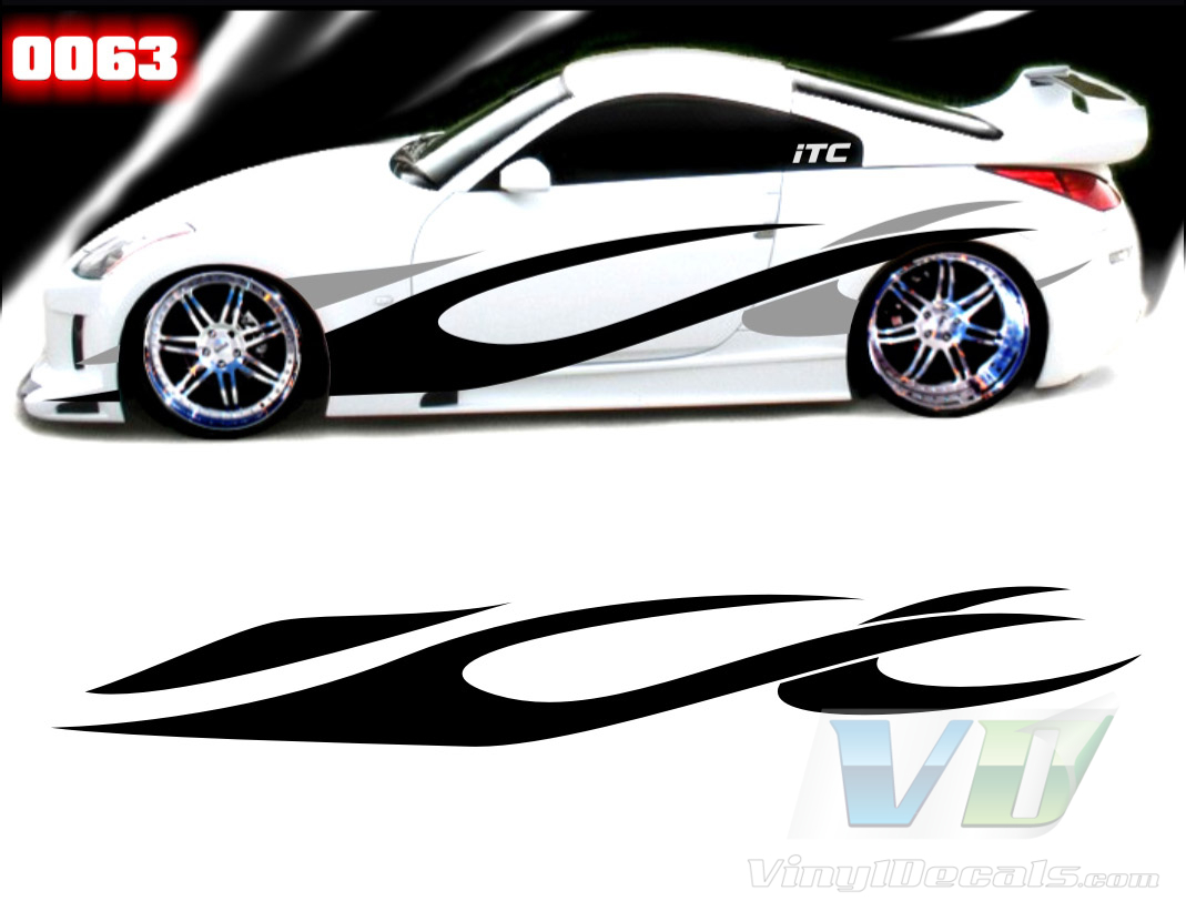 Best Automobile Graphics And Patterns Custom Vinyl Decals - Auto decals and graphics
