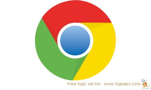 Chrome Google Vector Logo