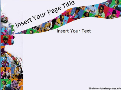 cool powerpoint templates free - 15 artwork design free template images free powerpoint