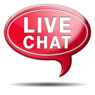 13 Live Chat Icon Man Images