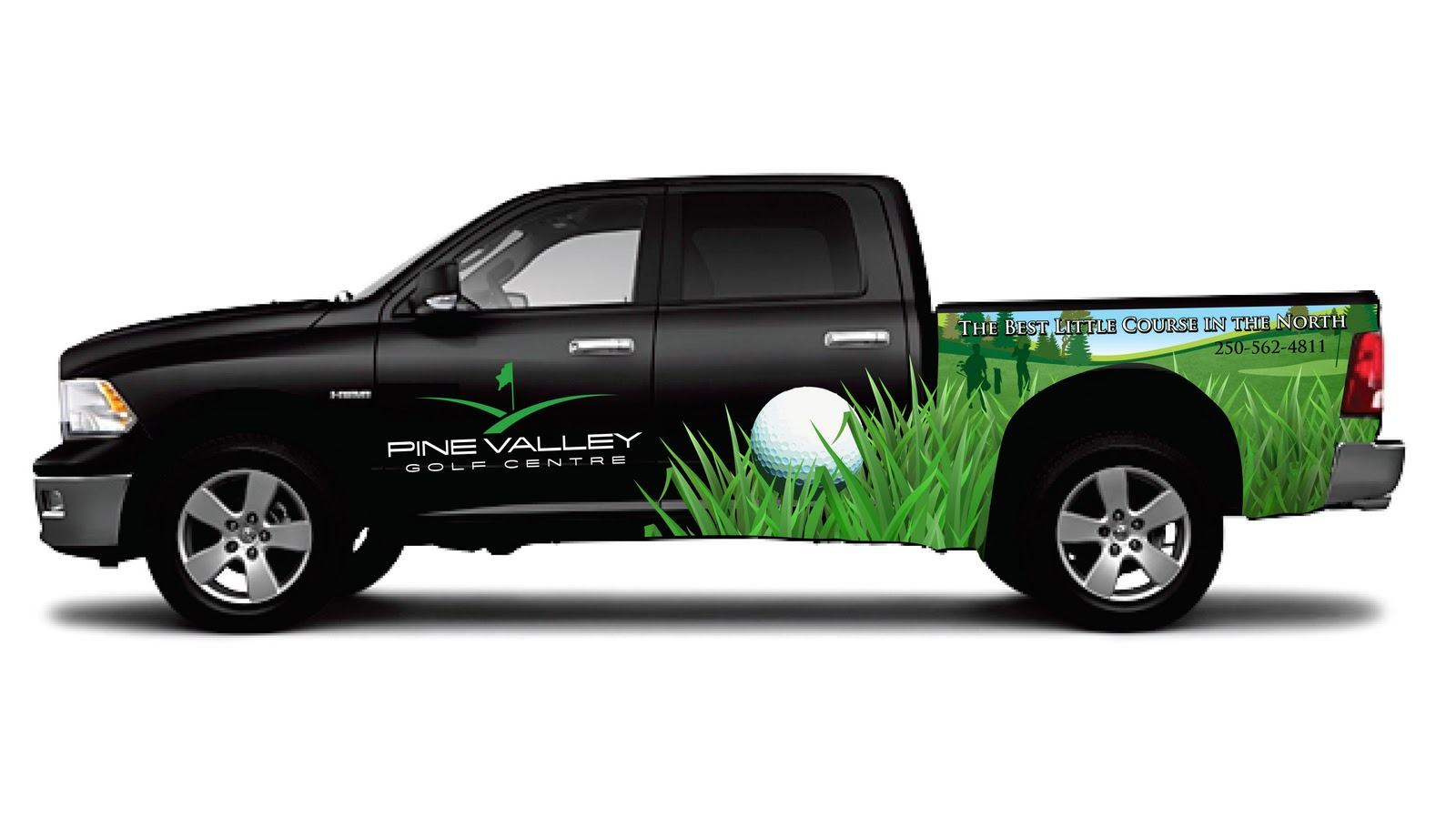 Design Graphic Vehicle Wraps