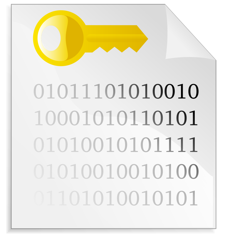 12 Encrypted Folder Icon Images