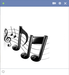 12 Music Note Icon Facebook Images