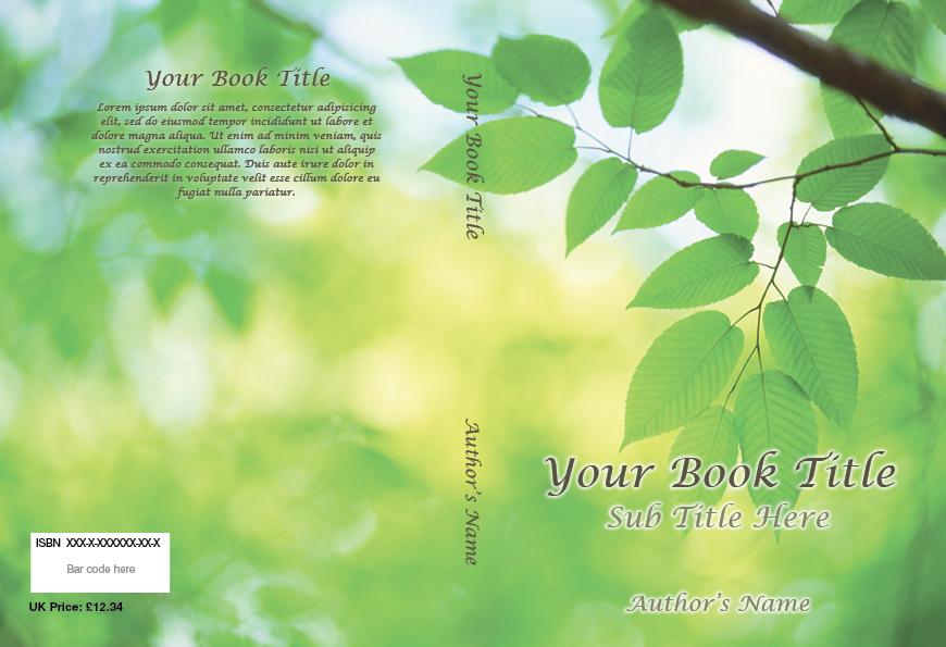 Free Book Cover Design