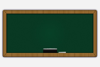 Free Chalkboard Templates Photoshop