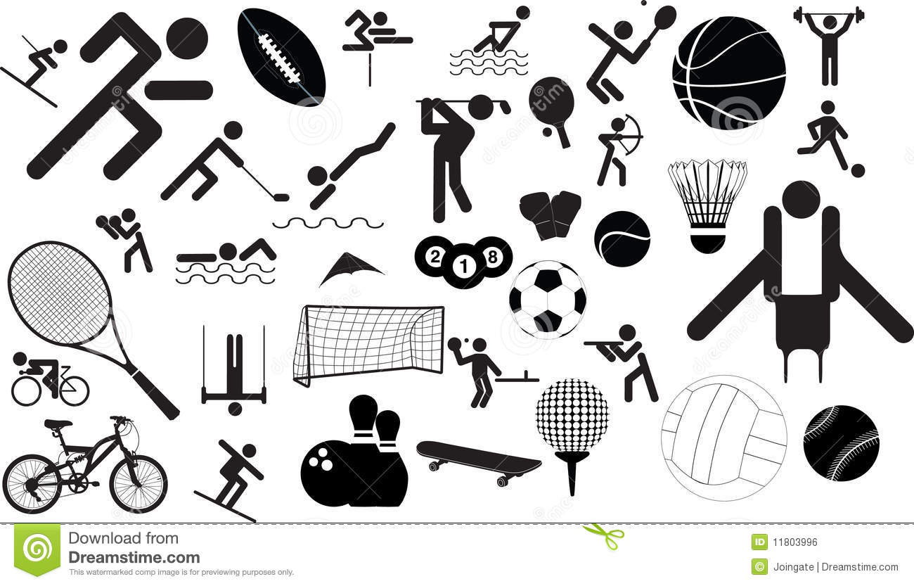 Free Sports Icon Set
