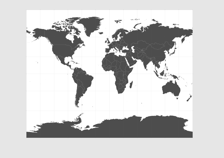 Line Art World Map : World map vector line images art