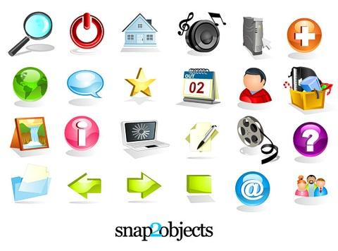 Free Web Navigation Icons