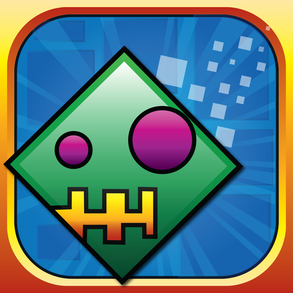 Geometry App Icon Dash