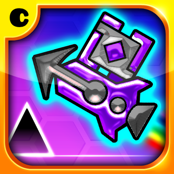 Geometry Dash Profile Icon