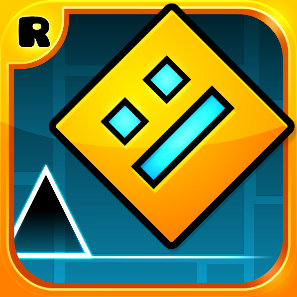 18 Geometry Dash App Icons Images