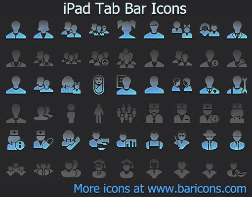 iPad App Icons