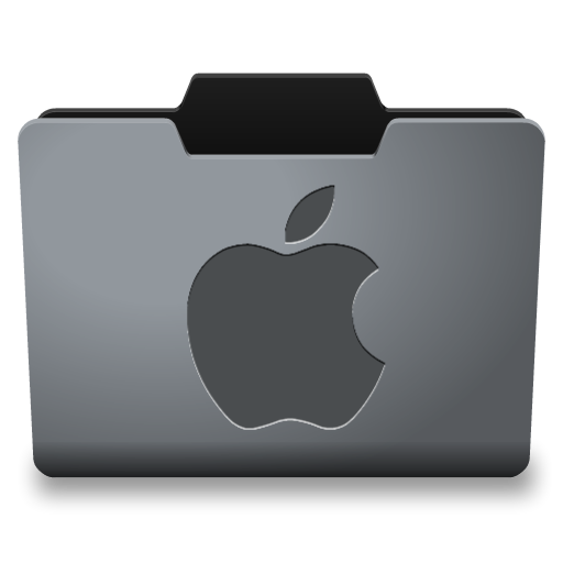 16 Mac Folder Icons Images