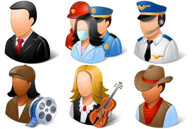 Microsoft People Icon