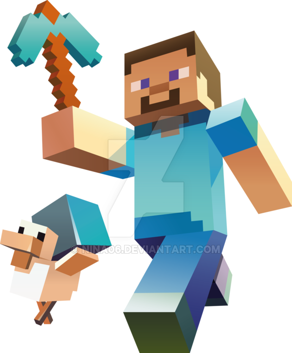 15 minecraft vector art images minecraft vector graphics minecraft steve vector stopboris Gallery