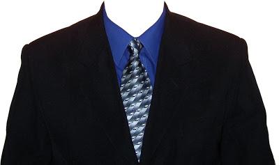 Coat suit for photoshop