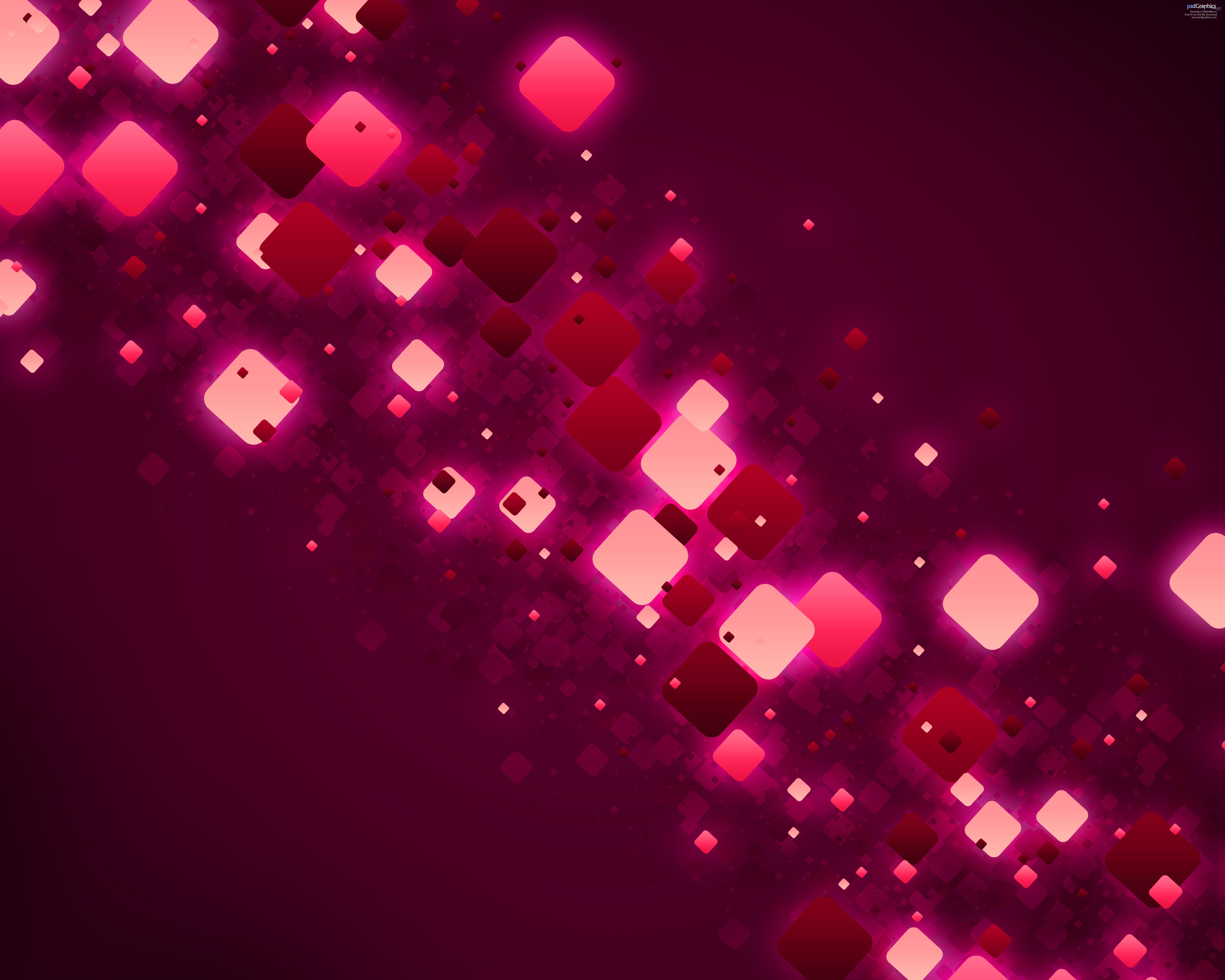 Pink Orange Green Purple Christmas Lights