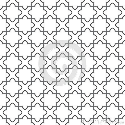 Simple Geometric Design Patterns