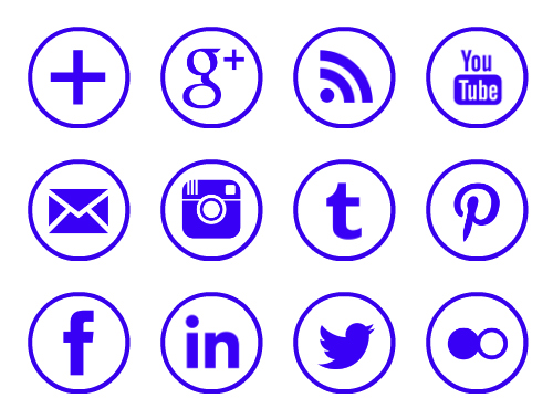 15 Free Social Media Icons Images