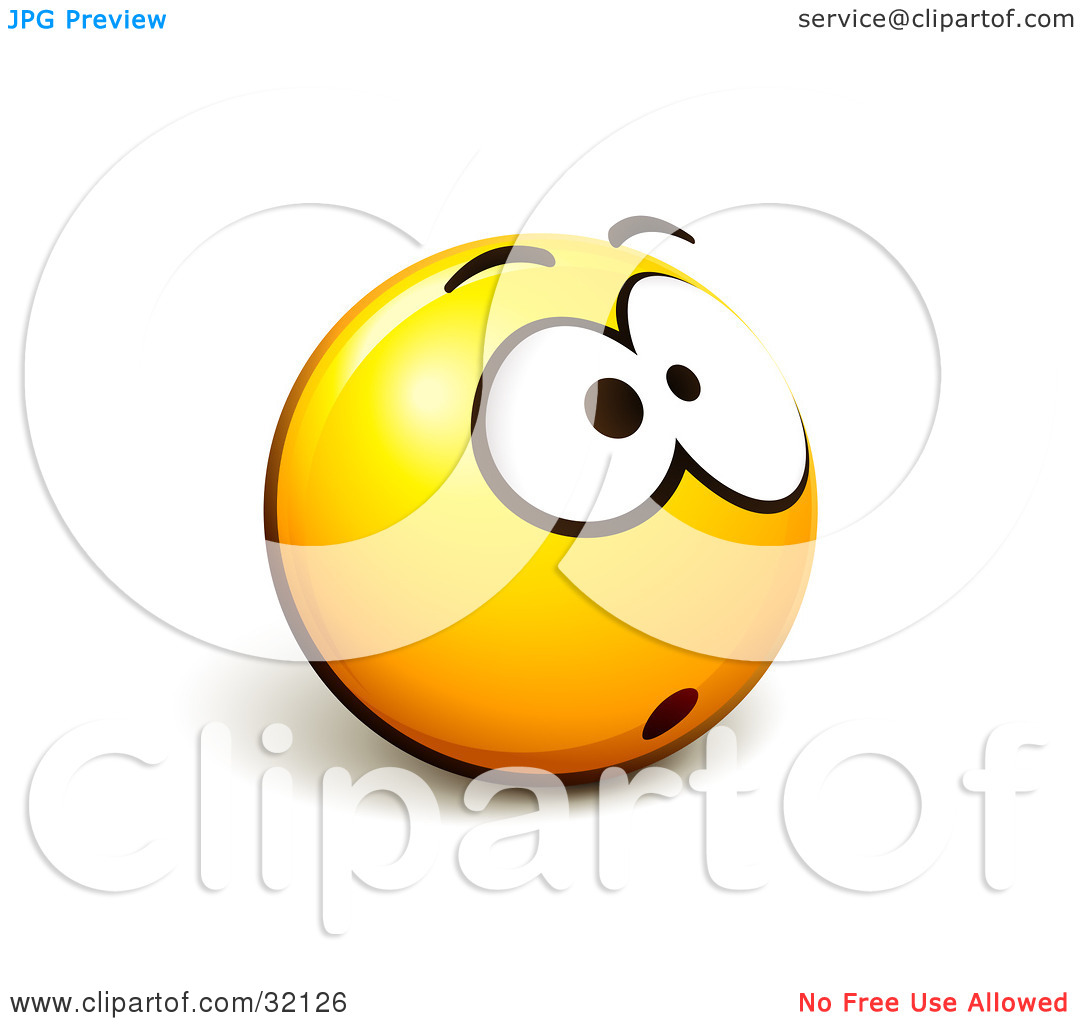 Stressed Out Smiley-Face