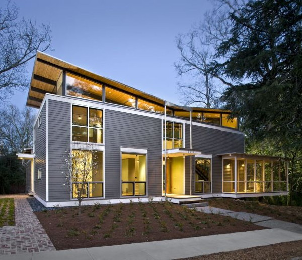Sustainable Architecture Residential Design