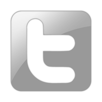 13 Twitter Facebook LinkedIn Icon Gray Images