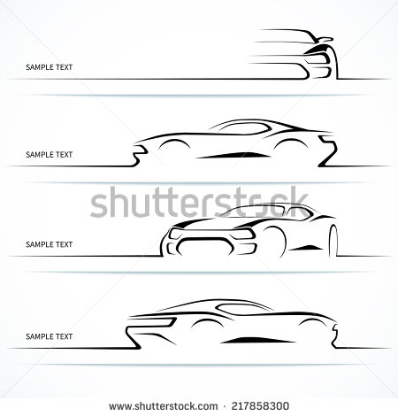 13 sports car outline vector images car outline vector car outline logo vector vintage car outline vector