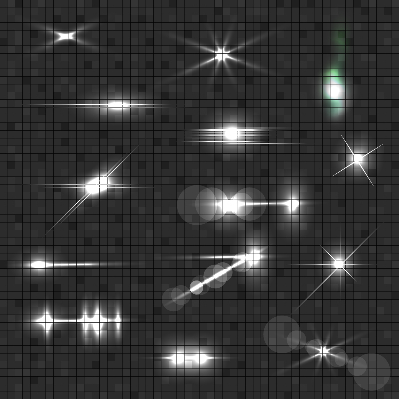 15 White Light Effects Psd Images Light Effects Psd