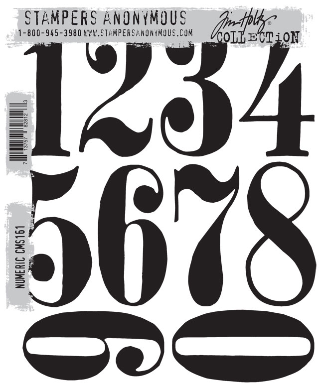 14 Cool Number Fonts Images